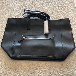 Handbags - Black Tote Bag NWT